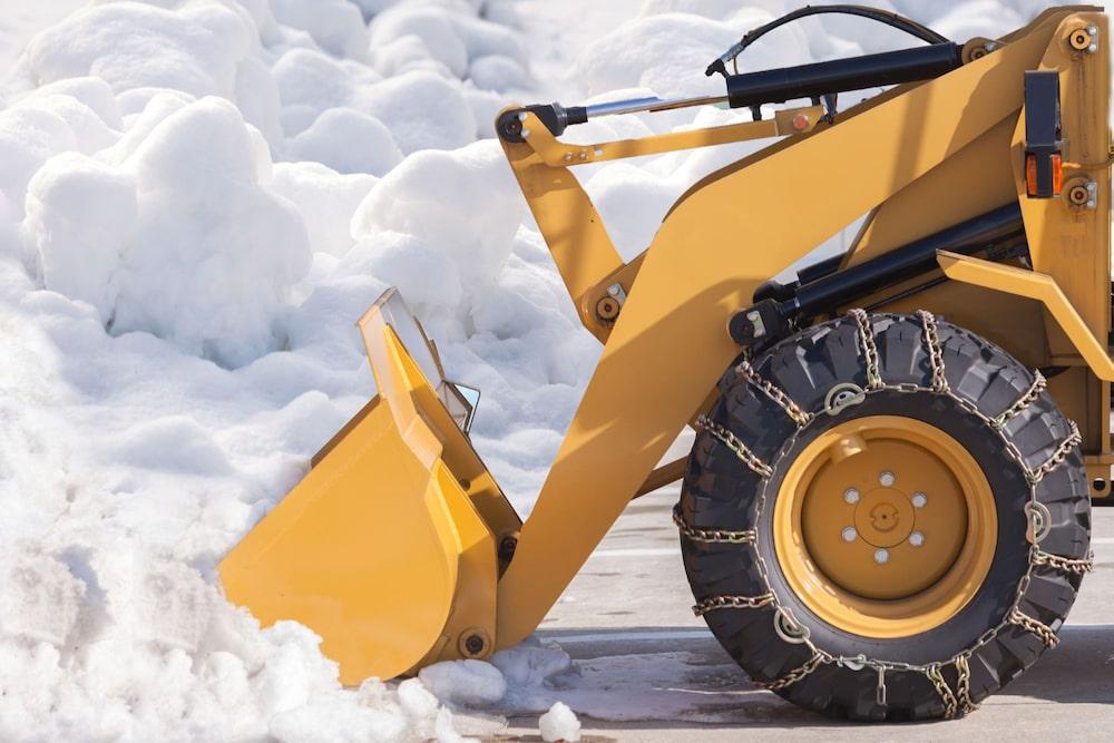 Уборка снега Иваново